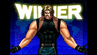 Rugal Bernstein Playthrough - THE KING OF FIGHTERS DREAM MATCH 1999(≒KOF
