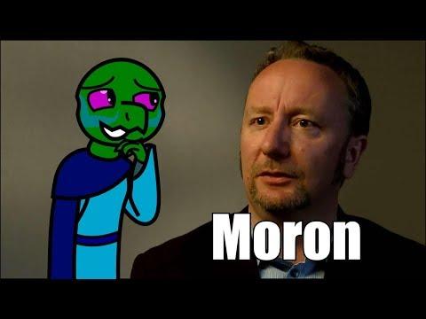 Fake Economist Mark Blyth DESTROYED by Cartoon Lizard