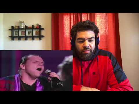 MEATLOAF - PARADISE BY THE DASHBOARD LIGHT (reaction)
