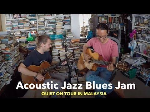 Az Samad & Quist   Acoustic Jazz Blues Jam