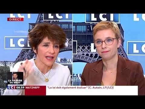 L'interview politique : Clémentine Autain