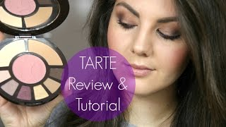 Tarte Rainforest After Dark Palette | REVIEW & TUTORIAL