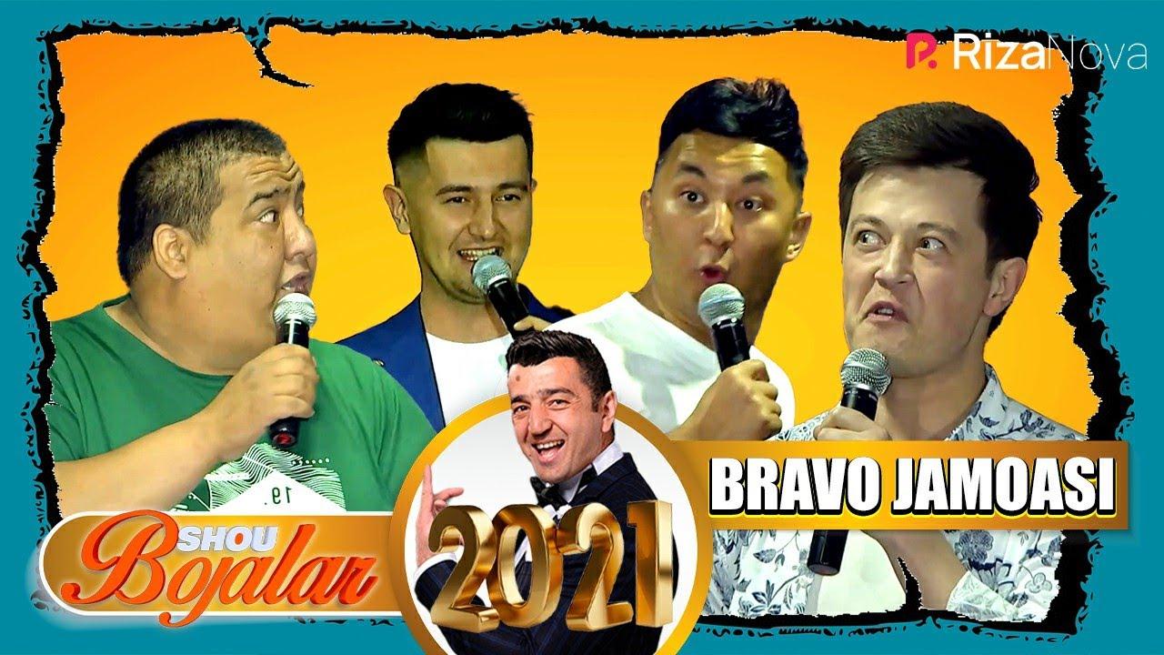 Bravo jamoasi Bojalar SHOU 2021