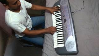 Jeeta tha jiske liye (dilwale) Piano by Vijay Kumar