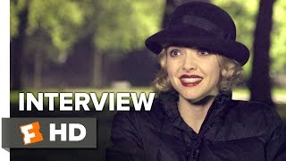 Pan Interview - Amanda Seyfried (2015) - Adventure Movie HD