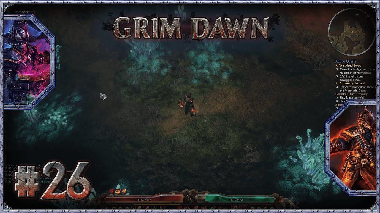 Grim Dawn 26 Demolitionistoccultist Veteran Playthrough