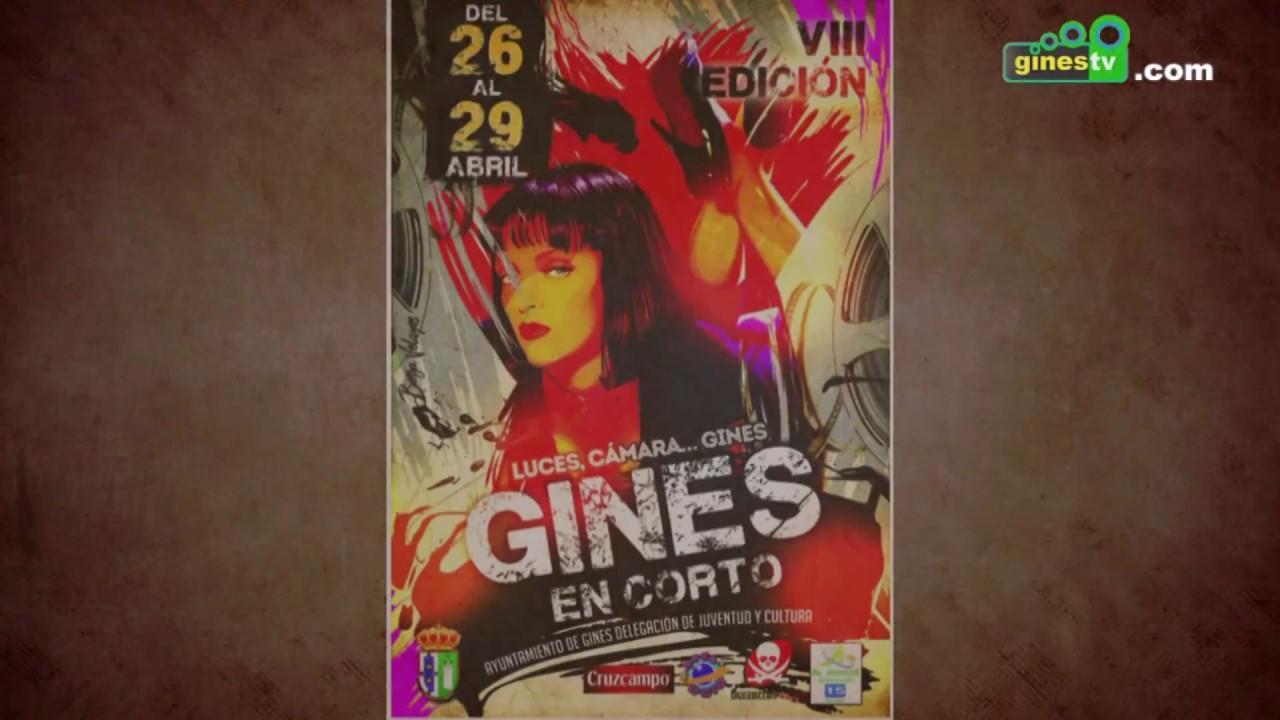Festival Internacional 'Gines en Corto 2018', del 26 al 29 de abril