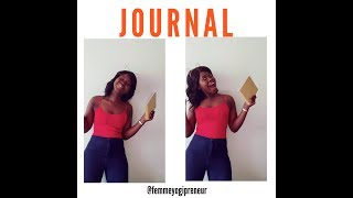 Gambar cover Day 1: Journal 📓- 7 days of Yoga for YOU