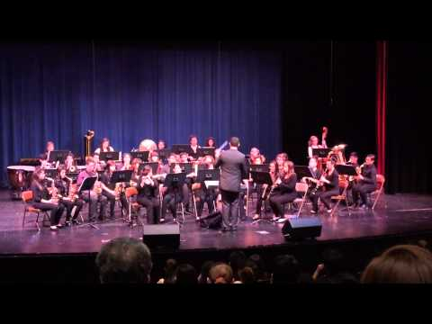 RCP Concert Band II - Arch Of Triumph