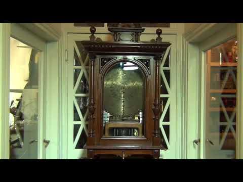 Polyphon 56 cm Upright Music Box