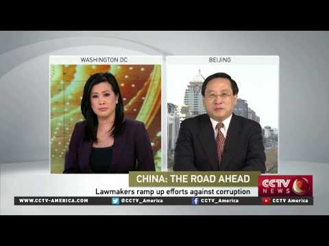 Victor Gao, Chairman, China Energy Security Inst. on China corruption