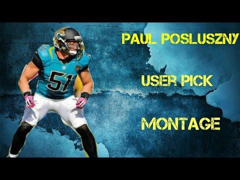 TOTY Paul Posluszny User Pick Montage ||Madden 17||