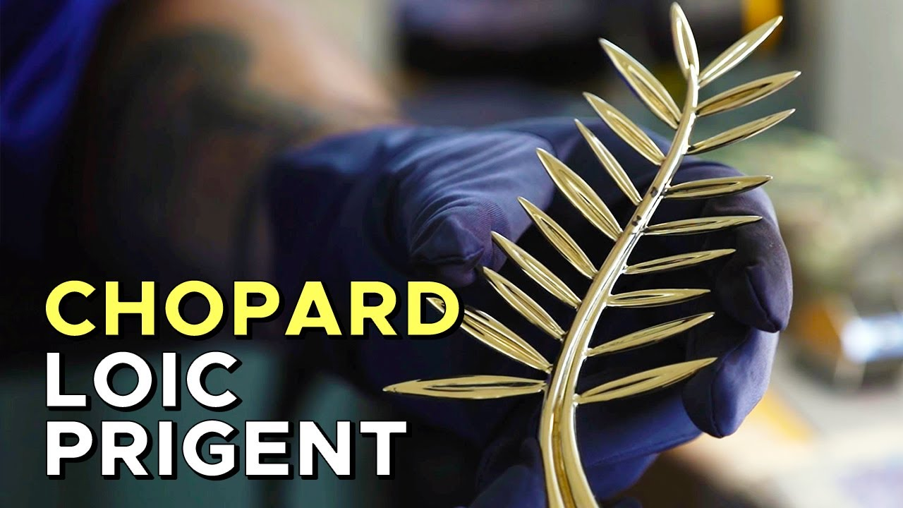 CHOPARD: COMMENT ON FAIT LA PALME D'OR! by Loic Prigent