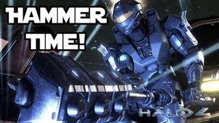 Halo 4 - Hammer Time!