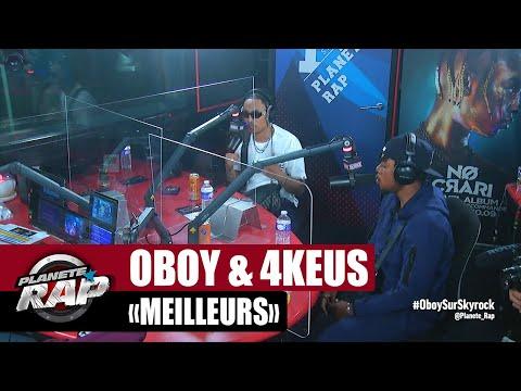 Youtube: Oboy«Meilleurs» feat. 4Keus #PlanèteRap