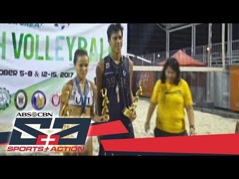 The Score: UAAP Beach Volleyball