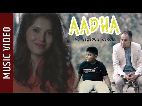 Melina Rai New Song || Aadha - The Vicious Circle || Raja Puniani, Pooja Kadel, Sambodhan Gurung