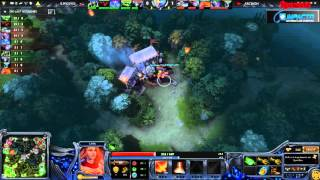 Elite Wolves vs Team Archon (Game 3) (The Summit 4) - Cast Mr.Choco