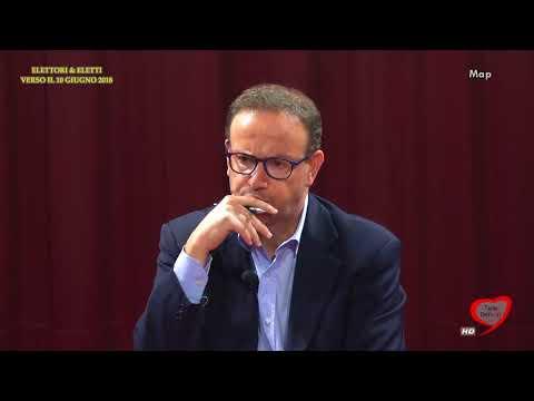 Elettori & Eletti 2017/18 016 Vincenzo Valente, lista Bisceglie d'amare