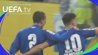 Quarter-final highlights: Hoffenheim v Real Madrid