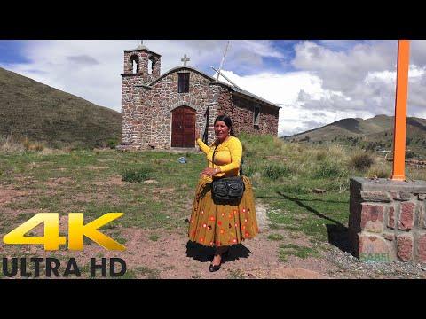 visitando Santiago de huata La Paz Bolivia | CHOLITA ISABEL