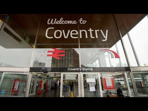 Coventry ( The UK City Of Culture In Video)