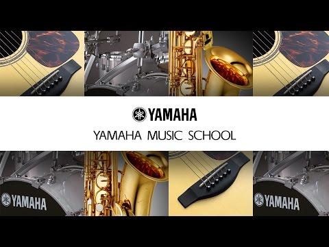 Yamaha Music School - Cursos para Jovens e Adultos!