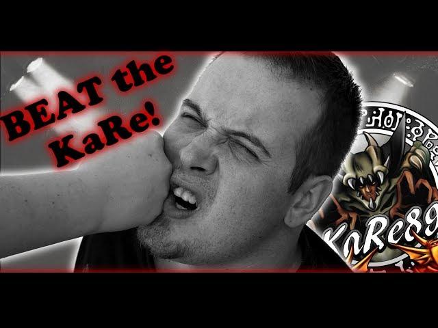 BEAT the KaRe: 1 Duell gegen Nico im GOAT Format!