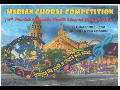 MARIAN CHORAL COMPETITION - Live/Raw Recording