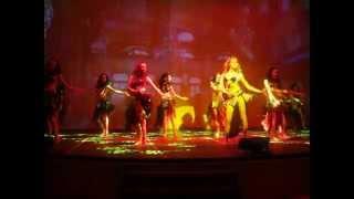 день 6, Шоу программа в отеле Bellis, мюзикл Гарем султана