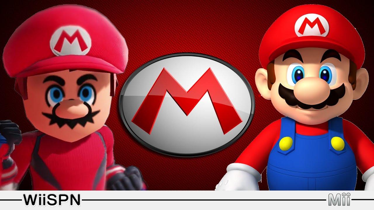 Mii Maker: How To Create Mario!