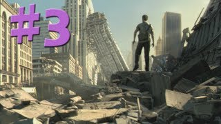 I Am Alive - Gameplay Walkthrough: Part 3 (XBLA/PSN)