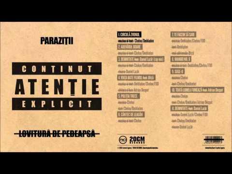 Discografie Parazitii, Cheloo, Ombladon