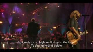 Collective Soul - The World I Know (Live performance with Lyrics)