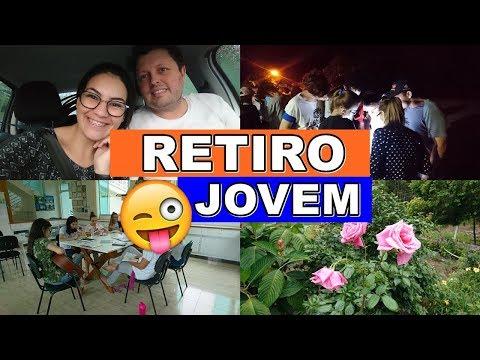 Vlogão RETIRO JOVEM 2018