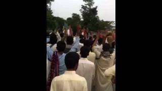Raja Naseer Ahmad khan(wining day)part3