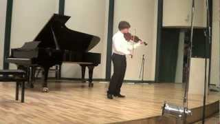 Comedy violin