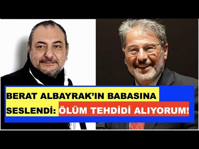 REHA MUHTAR, BERAT ALBAYRAK'IN BABASINDAN NE İSTİYOR?
