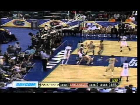 Arkansas vs. Vanderbilt 2008 (SEC Quarterfinals)