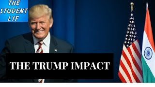 Donald Trump on India | Impact on international students and H1B workers Explained