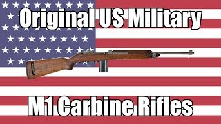 original usa military m1 carbine rifles for sale at classic firearms
