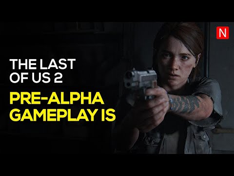 The Last of Us 2 Pre-Alpha Gameplay - Shambler With Big Butts That Explode