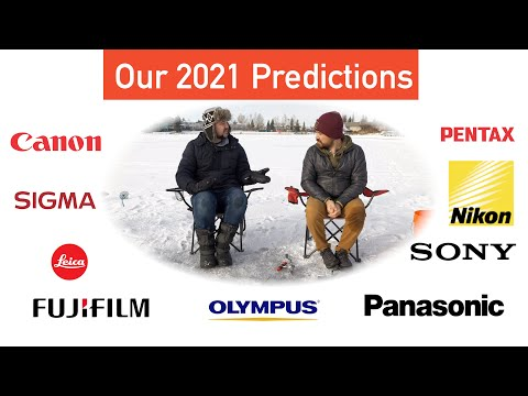 DPReview TV's 2021 Camera Industry Predictions