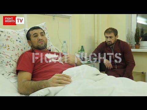 видео: Эксклюзивное интервью Расула Мирзаева после нападения.