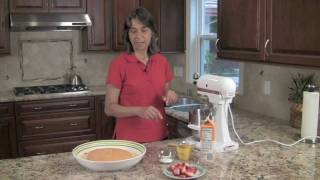 Tres Leches Cake - Homemade 3 Milks Cake Recipe By Rockin Robin