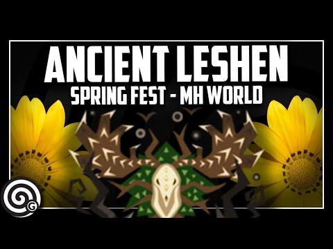 SPRING FESTIVAL - Ancient Leshen | Monster Hunter World