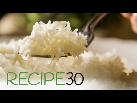 How to Cook Perfect Fluffy Rice everytime