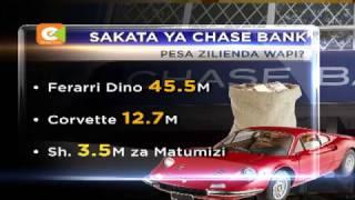 Wakurugenzi wa Benki ya Chase waliiba sh bilioni 33