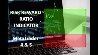 MetaTrader Forex Risk Reward Ratio Indcator ver. 4.00