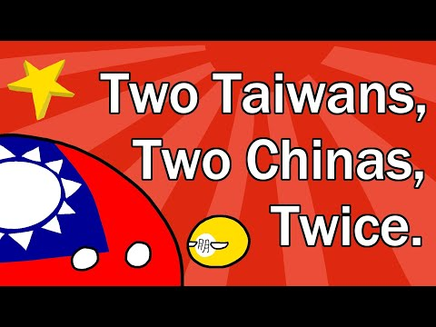 Two Taiwans, Two
